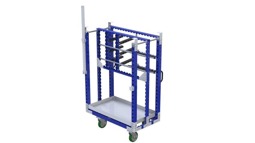 Q-100-2351 Kit Daugther Cart - 700 x 1330 mm