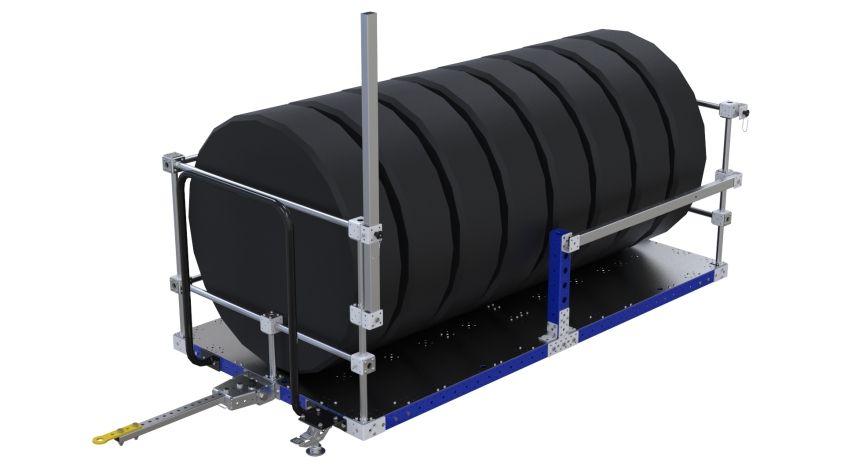 Media Cart - 1260 x 2520 mm