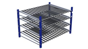 Q-100-2776 Flow Rack - 1540 x 2170 mm