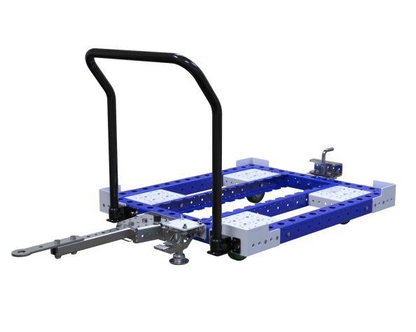Q-100-2182 Tugger Cart Low – 910 x 1050 mm