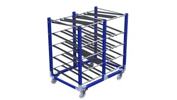 Q-100-2690 Flow Rack - 1260 x 1890 mm