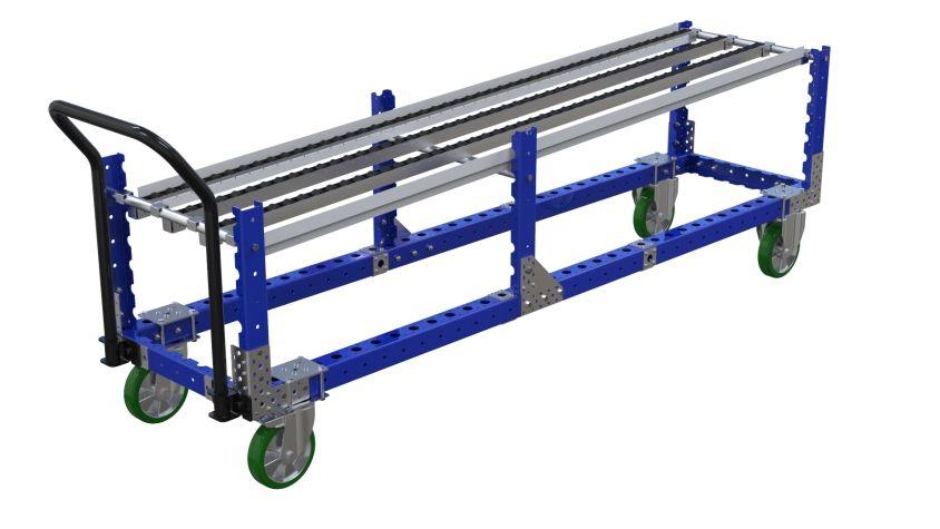 Flow Rack - 2520 x 630 mm