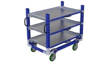 Extendable Shelf Cart - 840 x 1400 mm