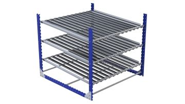 Q-100-2676  Flow Rack - 1610 x 1610 mm