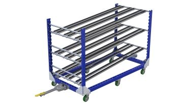 Tugger Flow Rack - 980 x 2030 mm