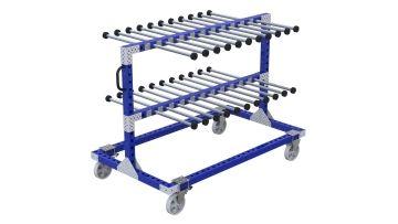 Q-100-2412 Hanging Cart – 1120 x 1960 mm