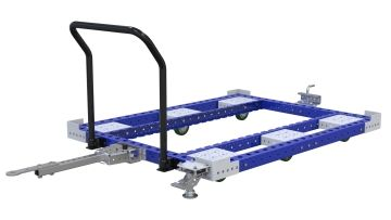 Low Rider Tugger Cart - 1260 x 1610 mm