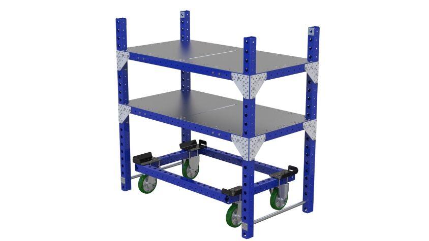 Euro Pallet Cart - 840 x 1190 mm