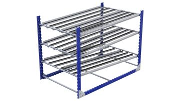 Q-100-2624 Flow Rack - 1260 x 2030 mm