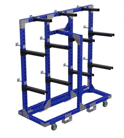 Hanging Cart - 1890 x 770 mm