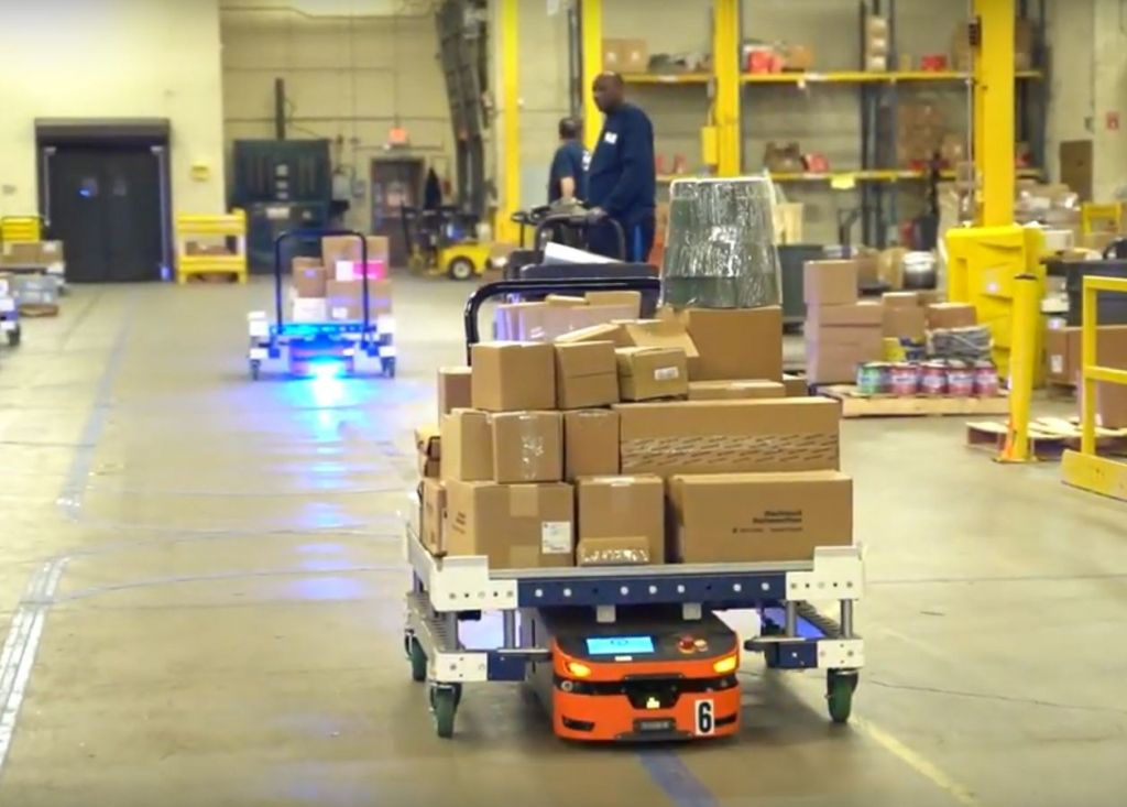 Automated Guided Vehicle Systems: 5 Things to Know Before Introducing AGVs to Your Shop Floor