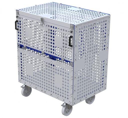 Air Freight Material Cart - 1240 x 820 mm