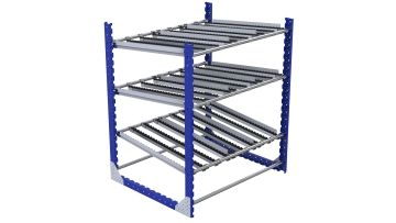 Q-100-2623 Flow Rack - 1050 x 1260 mm