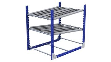 Q-100-2620  Flow Rack - 1050 x 1400 mm