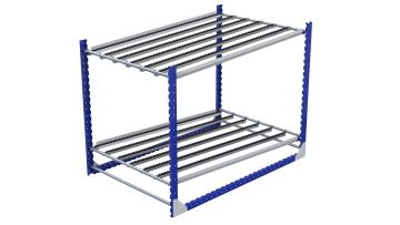 Q-100-2616 Flow Rack - 1330 x 2030 mm