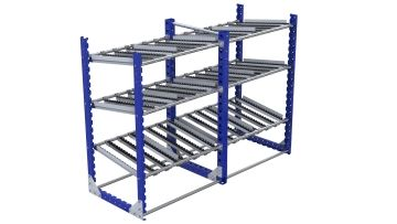 Q-100-2612  Flow Rack - 770 x 2030 mm