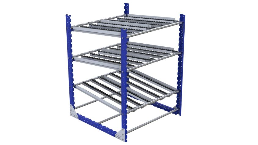 Flow Rack - 1120 x 1120 mm