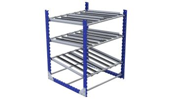 Q-100-2606 Flow Rack - 1120 x 1120 mm