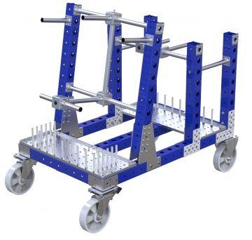 Angled Cart - 1190 x 770 mm