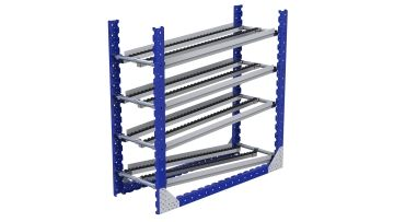 Q-100-2603 Flow Rack - 490 x 1330 mm
