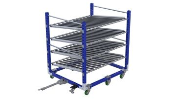 Q-100-2585 Flow Rack - 1400 x 1680 mm