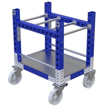Compartment Cart - 840 x 630 mm