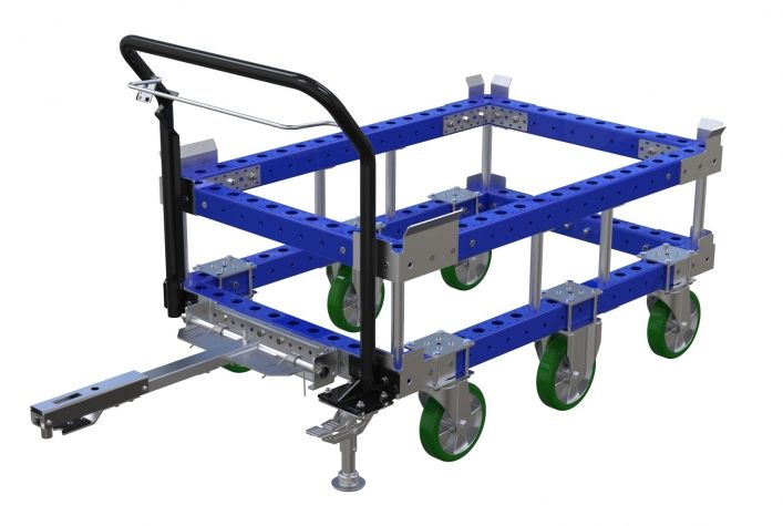 Pallet Cart with Sub Frame - 1260 x 840 mm