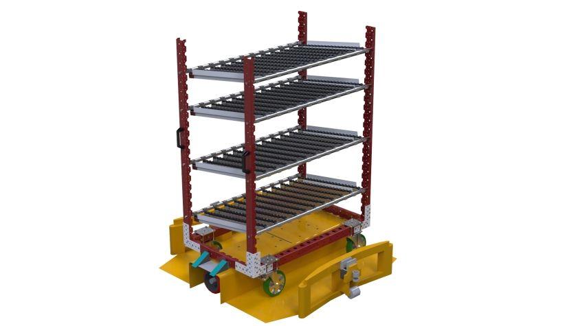 Flow Cart - 770 x 1260 mm
