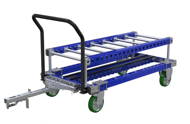 Fly Wheel Cart