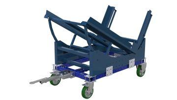Pallet Tugger Cart - 1260 x 840 mm