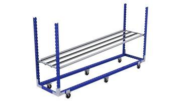 Q-100-2215 Roller Cart - 770 x 3150 mm