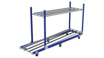 Q-100-2216 Roller Cart – 840 x 3150 mm