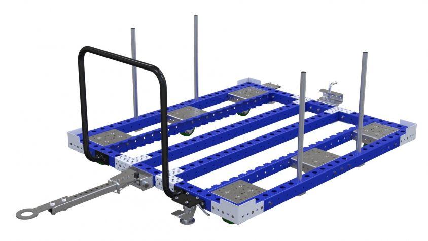 Tugger Cart - 1680 x 1470 mm