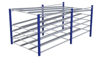 Flow Rack - 2030 x 3710 mm Q-100-2535