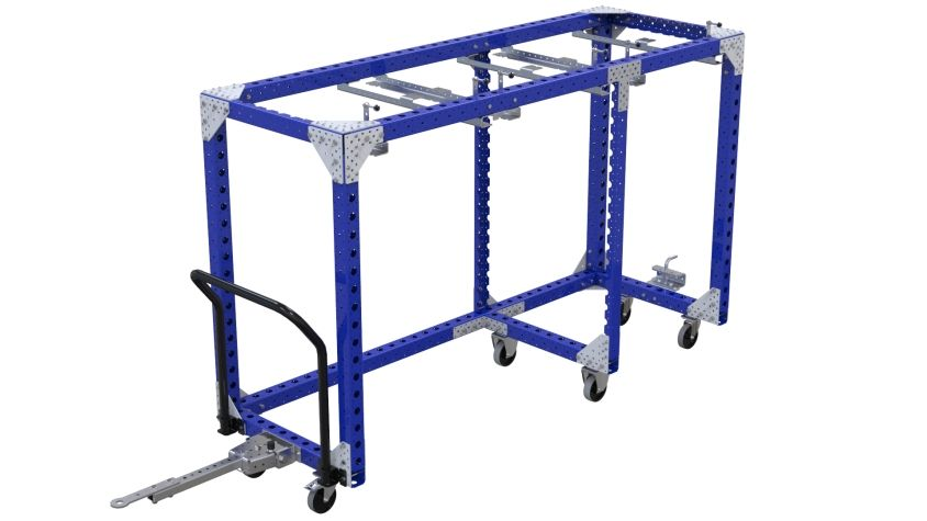 Mother Cart - 3 in 1 - 840 x 2380 mm
