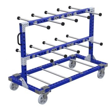 Tube Cart - 1960 x 910 mm