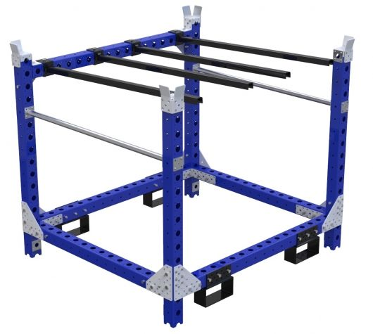 Rack for Hanging - 1330 x 1190 mm