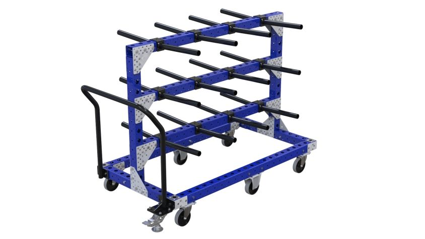 Hanging Cart - 840 x 1540 mm