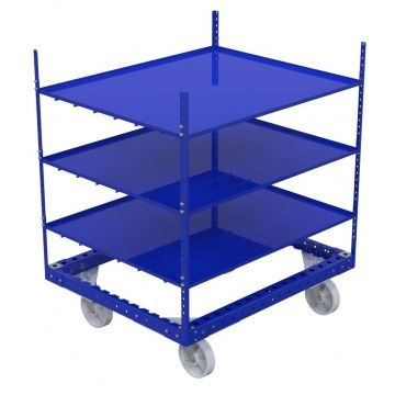Still Shelf Cart 1220 x 1020 mm