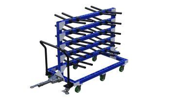 Cart for Valves - 840 x 1540 mm