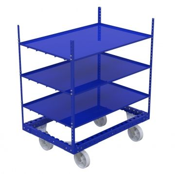 Still Shelf Cart 1220 x 820 mm