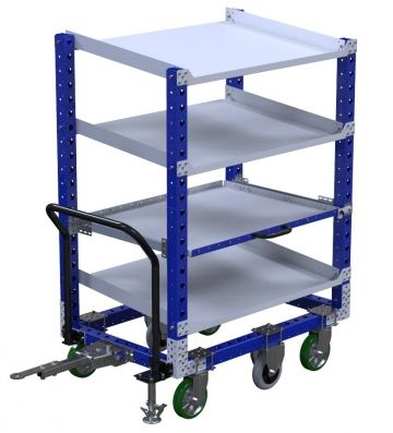 ESD Shelf Cart - 840 x 1260 mm