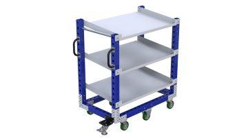 Flow Shelf Cart - 700 x 1190 mm