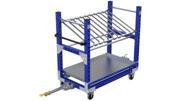 Shelf Tugger Cart - 770 x 1400 mm