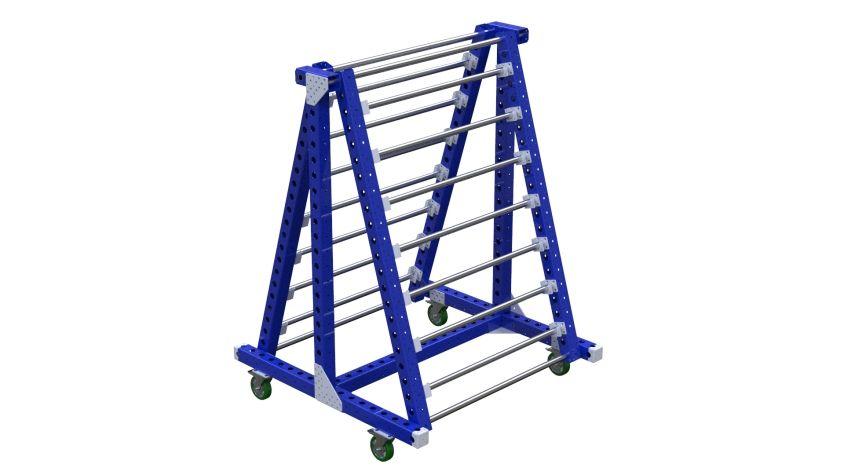 Reel Cart - 1260 x 1260 mm