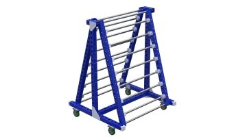 Reel Cart - 1260 x 1260 mm