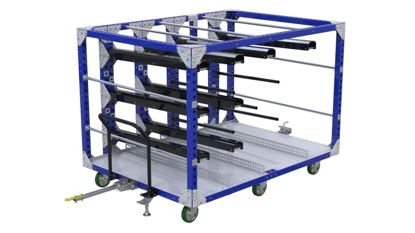 Cart for Hanging - 1750 x 2380 mm