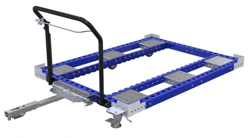 Pallet Tugger Cart - 1680 x 1260 mm