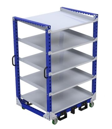 Flow Shelf Cart - 1050 x 1400 mm