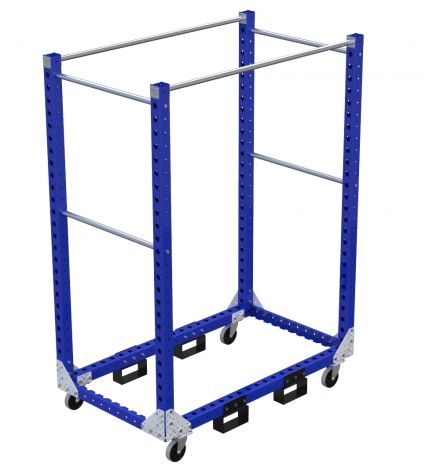 Cart For Hanging - 910 x 1540 mm